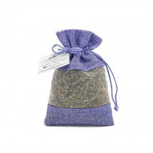 Levandulový pytlíček z levandulové farmy